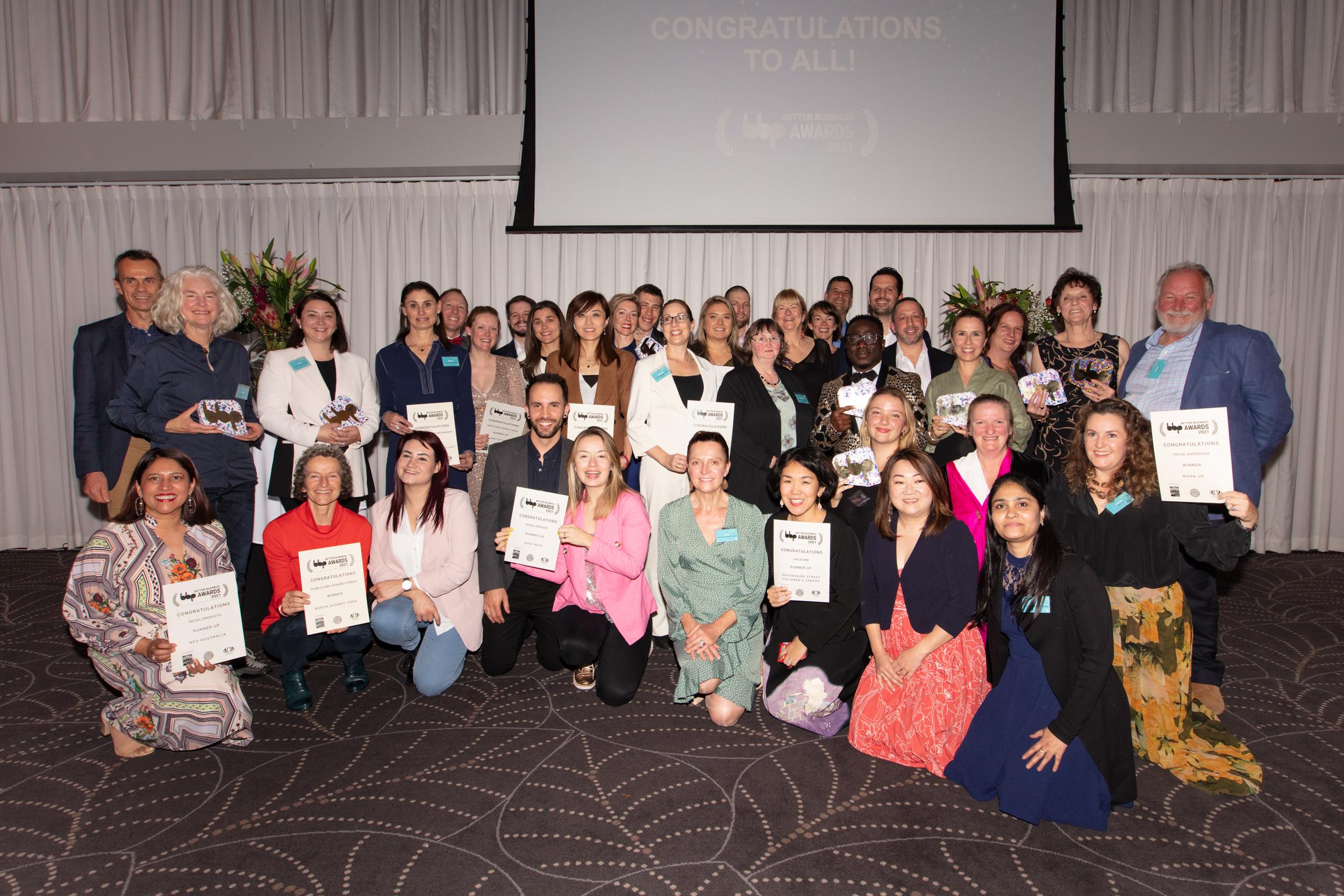 Better Business Awards 2021 Winners Announced