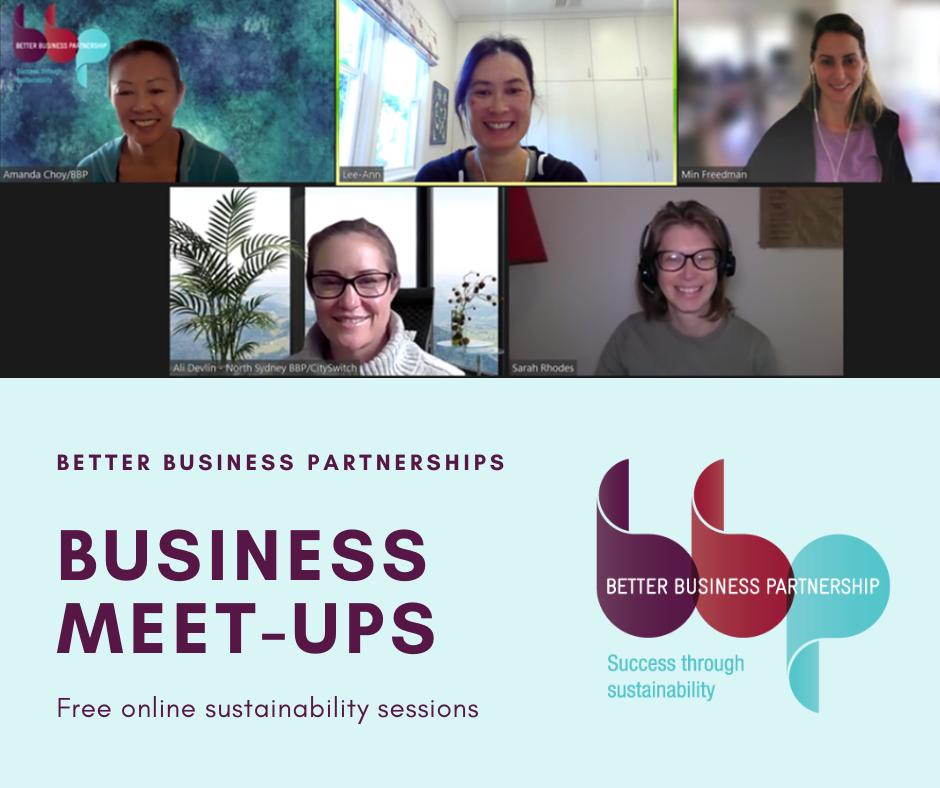 BBP Online Business Meet Ups August