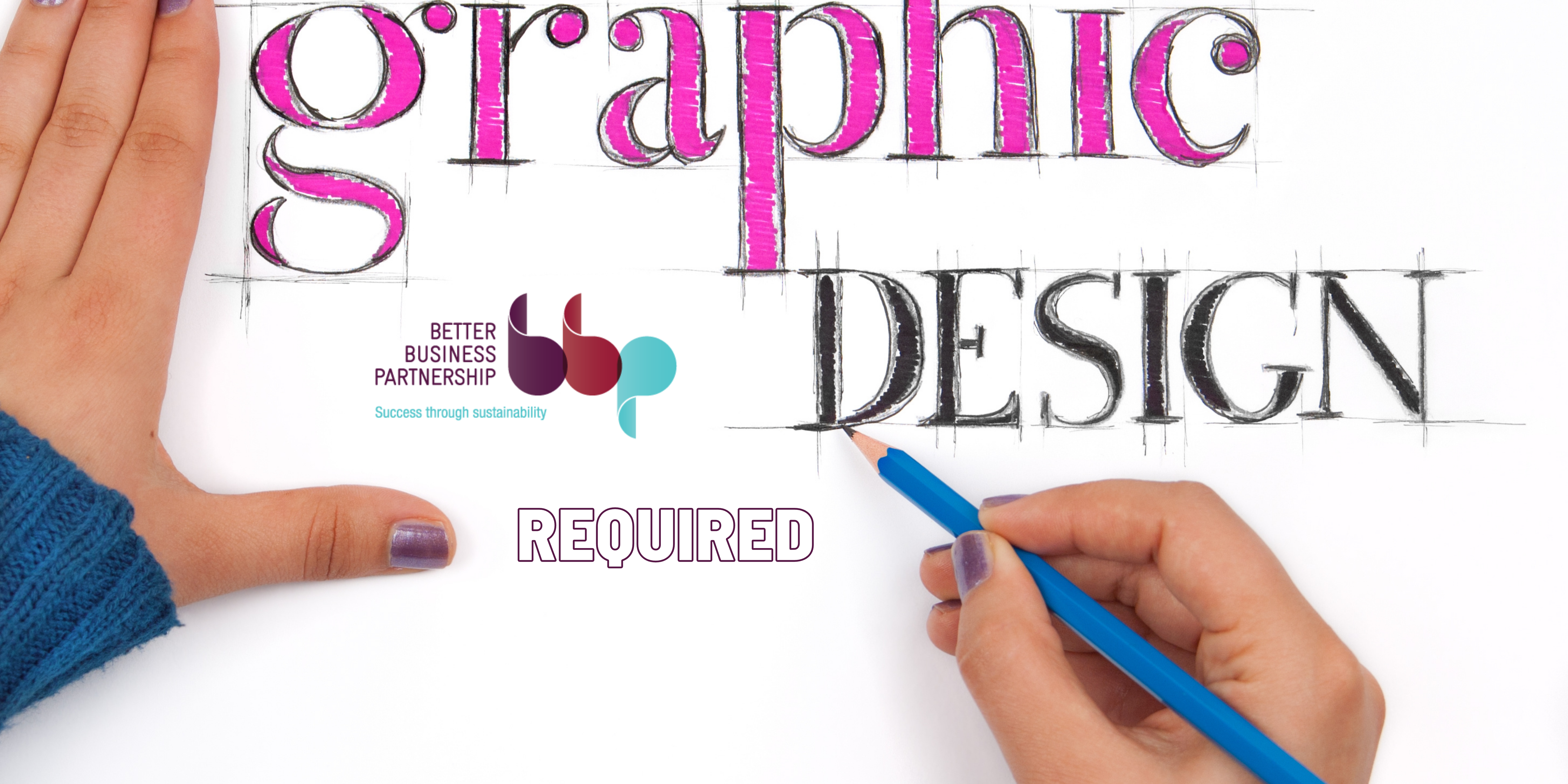 Green Graphic Designer Wanted!