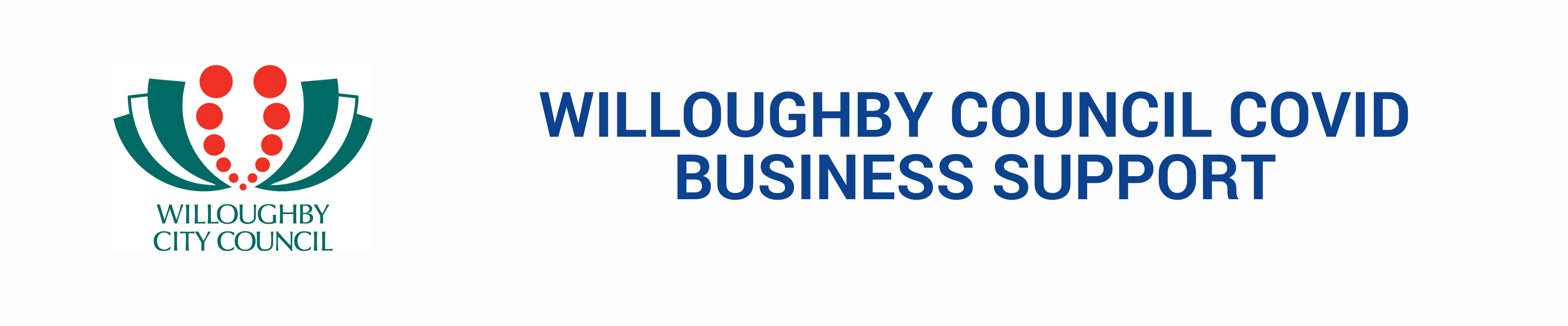 Willoughby Council Covid Relief for Local Businesses